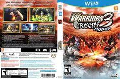 Grátis Gtba: Warriors Orochi 3 Hyper - Capa Game Wii U