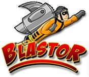 Blast off in this high-speed action game.