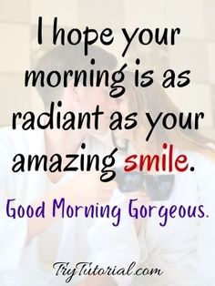 100% Cute Good Morning Text Messages For Her [currentyear] 2 Romantic Lines For Girlfriend, Romantic Texts For Her, Romantic Quotes For Wife, Love Poems And Quotes, Sex Quotes, Romantic Ideas, Life Quotes, Morning Message For Her, Romantic Good Morning Messages