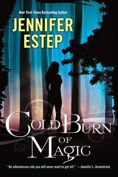 TCold Burn of Magic by Jennifer Estep (Black Blade #1)  Intense action, unexpected plot twists and turns and some romantic tension highlight this highly imaginative read. The story was not quite what I expected but I was still thrilled by the outcome.   http://tometender.blogspot.com/2015/04/cold-burn-of-magic-by-jennifer-estep.html