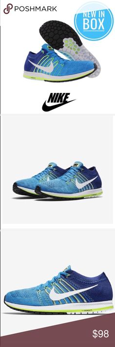 🔥NEW🔥 Nike Zoom Flyknit Streak 6 ♦️New Nike Zoom Flyknit Streak 6 ♦️Original box included, no lid ♦️Men's size 10 ♦️Original price $160 ♦️No trades ♦️100% authentic ♦️Buy with confidence-check out my love notes ♦️Ships same day or next day  ♦️Pricing will not be discussed in the comments. If interested please use the offer button. Category Nike Shoes Athletic Shoes