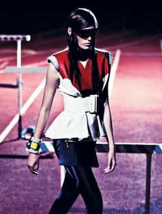 Track and Field - Page - Interview Magazine