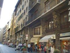 Florence Apt Street - Historic Center apartment rental - Via de' Guicciardini 78