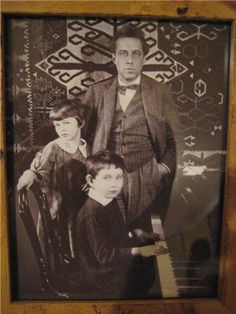 Vsevolod Meyerhold with children of S. Goodbye My Friend, Russian Poets, August Strindberg, Mystery Stories, Samuel Beckett, Age 30, On October 3rd, Children, Fictional Characters