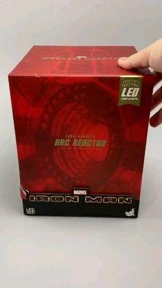 Alloy version of the Iron Man arc reactor