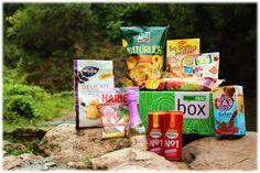 """Die brandnooz Box - Juli 2013 """"So schmeckt der Sommer""""! Erfrischend, sommerlich und lecker: http://www.brandnooz.de/products/brandnooz-box-juli-2013"""