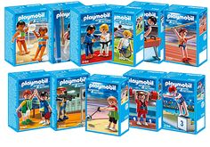 Sports Bundle - PM USA PLAYMOBIL® USA -- this is bundled on the Playmobil site for 19.99