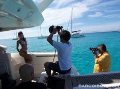 fashion shooting ibiza #barcoibiza #Ibiza #sailing #enjoy #summer #rent #boats #yachts