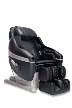 Inada Sogno Dreamwave Massage Chair Black Leather Null