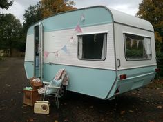 Vintage 1970s Caravan, ABI 4 Berth Rare, Lightweight, Restored, Cath Kidston