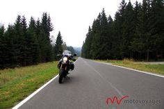 #motorcycle #motovoyager #motorcycletrip #openroad #autostradasudecka #poland #suzuki #vstrom