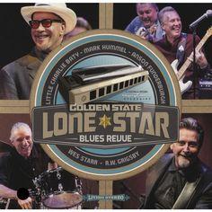 Mark Hummel - Golden State Lone Star Blues Revue (CD)