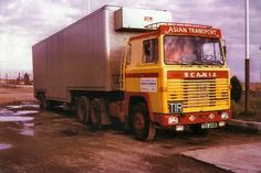 SCANIA 110 - Asian Transport (now ASTRANS)
