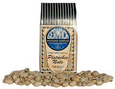 Germack, the best nuts, pretzels, trail mix etc.