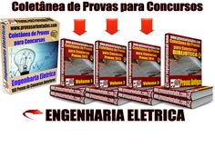 Coletânea Provas para Concursos - Engenharia Eletrica