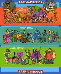 I loved this cartoon.