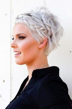 Beauty Summer Short Hairstyles Ideas 30