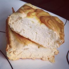 Vanilla protein cake recipe: in a bowl, mix 1 scoop vanilla protein powder, 1 TBSP coconut flour, 1 egg white, 1/4 cup almond milk, 1 tsp baking powder, 1 tsp vanilla extract. Bake in a sprayed bread tin for 18 minutes at 375. Topping is 1 TBSP natural peanut butter. Macros: 315 calories, 13 grams of fat, 14 net carbs, 32 grams of protein.