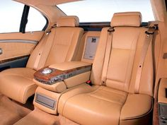 2007 BMW 7 Series 760Li, 2007 BMW 760 760Li picture, interior