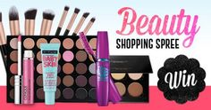 Win a Beauty Shopping Spree!