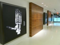 Your Mission on Display: Why Good Office Design Matters: Associations Now - A series of X-ray photographs at the American Society of Mechanical Engineers.