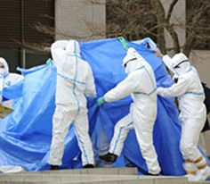 Build-Up, a subcontractor for plant operator Tepco, admitted one of its executives told workers to put lead shields on radiation detection devices