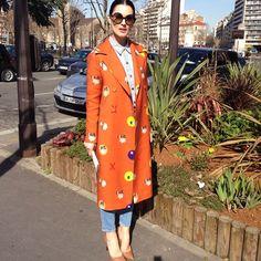Masha Efrosinina (Poustovit coat)