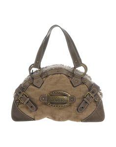 JUST CAVALLI . #justcavalli #bags #leather #hand bags #velvet #cotton #