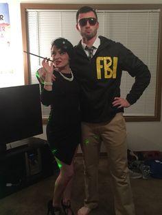 Janet Snakehole and Burt Macklin- parks n rec