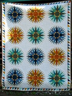 compass rose quilt - Bing Images