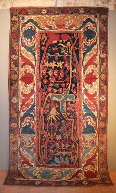 Review Sartirana Textile Show 2013 Bidjar, roughly 1870 from Robin Parvizyar