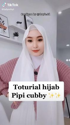 Turkish Hijab Tutorial, Simple Hijab Tutorial, Pashmina Hijab Tutorial, Hijab Style Tutorial, Modern Hijab Fashion, Muslim Women Fashion, Hijab Fashion Inspiration, Islamic Fashion, Hijab Turban Style