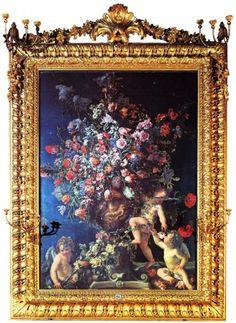 Nuzzi Mario, Mario de' Fiori, Maratta Carlo, Specchio, Palazzo Colonna, 248x166