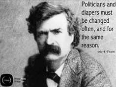 #Politics #Politicians  Politicians and diapers need to be changed often, who do you think needs changing now  http://ozhealthreviews.com/health/wealth-inequality/