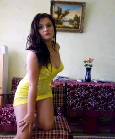 Zaina Beautiful Teen Lebanese Girl