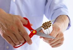 smoking and back pain relief - why quitting nicotine could also nix pain...
