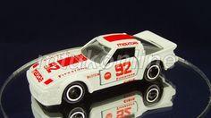 TOMICA 074C MAZDA SAVANNA RX-7 RACING   1/60   JAPAN   074C-11   #92 FIRESTONE Subaru Cars, Old Models, Mazda, Diecast, Race Cars, Auction, Racing, Japan, Vehicles