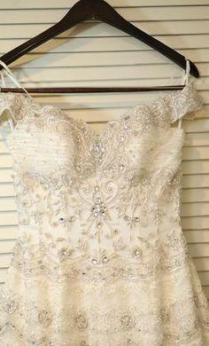 Stephen Yearick 13291  preowned wedding dresses
