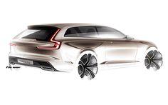 Volvo Estate Concept 2014
