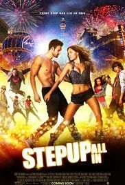 Step Up All In Poster (2014)