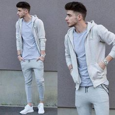 men's outfit style fashion inspiration and men's outfit grids Trendy Outfits, Cool Outfits, Fashion Outfits, Urban Fashion, Mens Fashion, Look Jean, Moda Blog, Photography Poses For Men, Masculine Style