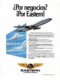 an introduction to the history of eastern airlines Carolyn lee wills collection of eastern airlines' southern  and outreach efforts at eastern airlines, but also its history  the introduction of one-day.