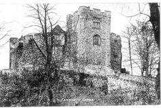 'Pull down Tamworth Castle', ordered the king | Tamworth Herald