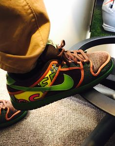 "quality design da5a0 5b33d Nike SB Dunk Low ""De La Soul"""