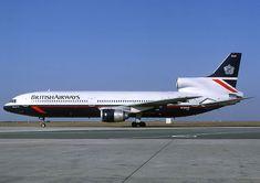 British Airways Lockheed L-1011-385-1 TriStar.