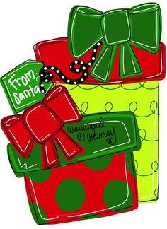 Gingerbread Christmas Decor, Christmas Table Decorations, Christmas Door, Christmas Crafts, Door Hanger Template, Pumpkin Door Hanger, Burlap Door Hangers, Wooden Cutouts, Christmas Paintings