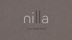 nilla by Julian Hrankov, via Behance