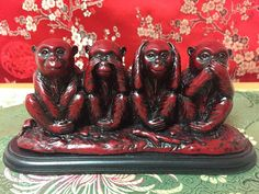 Four wise monkeys - Three wise monkeys - Wikipedia