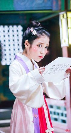 IU Korean Star, Korean Girl, Iu Moon Lovers, Kawaii Room, Scarlet Heart, Cute Poses, Beautiful Friend, Lee Joon, Joon Gi