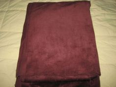 VINTAGE CORDUROY FABRIC BRUSHED NARROW WHALE WINE/BURGUNDY COLOR 3 1/3 YARDS